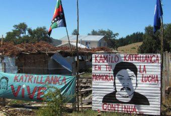 Entrevista a Marcelo Catrillanca en Temucuicui