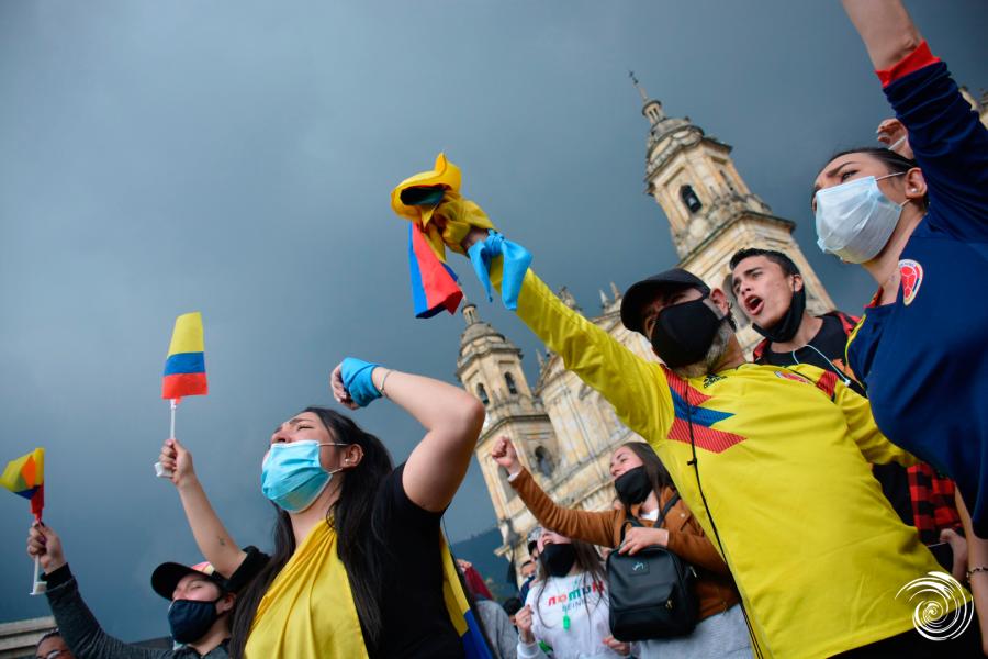Poner el cuerpo a las balas: ¿A cuántos matarán esta noche en Colombia?