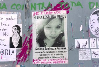 """Quiero justicia para mi hermana Susana Sanhueza"""