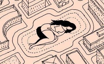 Menstruar en la calle: La violencia invisible que viven las mujeres chilenas sin hogar