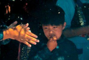 """Seguir jugando al """"paco y al mapuche"""", el futuro de la niñez en el Wallmapu"""