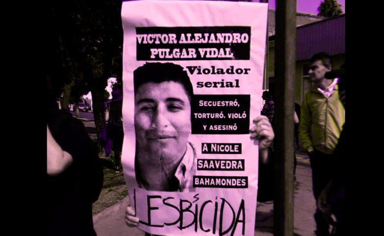 Hablar del victimario: Nombrar a Víctor Pulgar